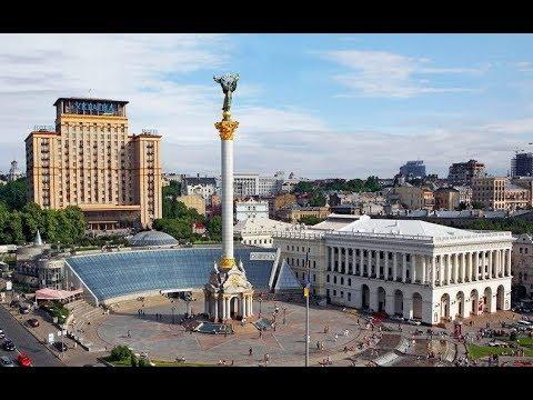 Киев Украина ⁄ Kiev Ukraine 4K Ultra HD