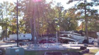Auburn RV Park at Leisuretime Campground
