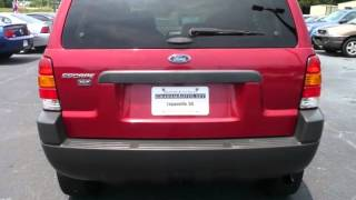 2003 Ford Escape XLT Popular 2 4X4 for sale in Loganville, GA