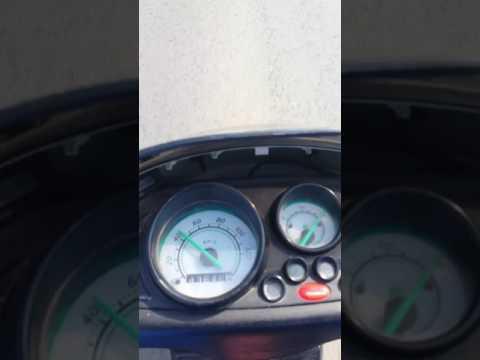 piaggio nrg mc2 top speed stock engine - youtube