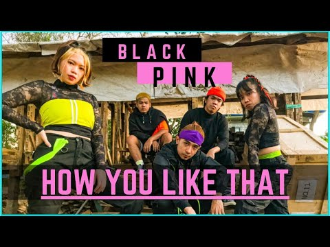 BLACKPINK - 'How You Like That' (DANCE VERSION)