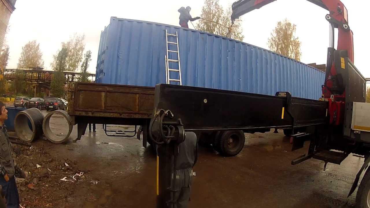 Как открыть контейнер - лайфхак от Склад-24 - YouTube