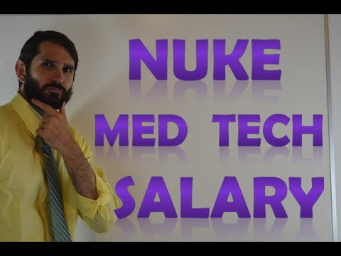 Nuclear Medicine Technologist Salary | Nuke Med Tech Job Duties & Education Requirements