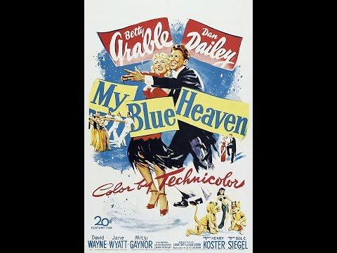 Драма  Мой голубой рай (1950)  Betty Grable Dan Dailey