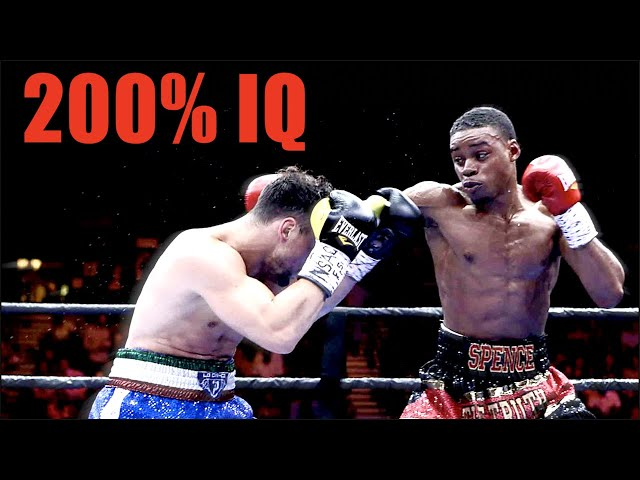 Errol Spence Jr.'s Brutal, Elegant Style Explained - Technique Breakdown
