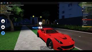 ROBLOX Pacifico 2 Ferrari F12