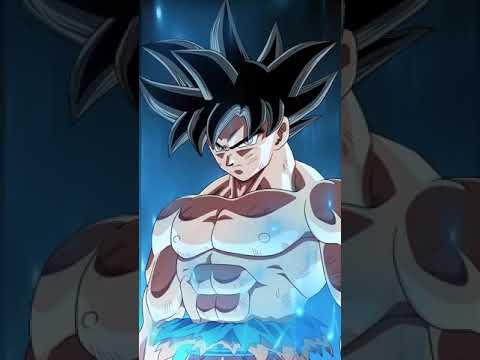 Fondo de pantalla animado  Goku ultra instinto
