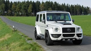 World's Top 10 Most Powerful Tuned SUVs