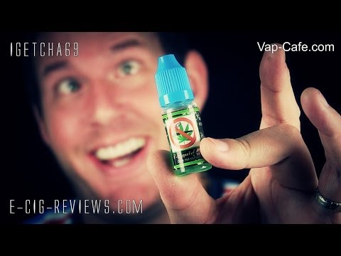 REVIEW OF THE CANNABI NULL E-LIQUID FROM VAP-CAFE.COM