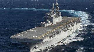 挑戰新聞軍事精華版 美利堅號兩棲攻擊艦