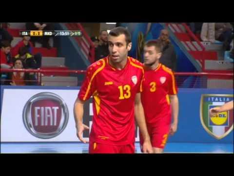 2015 02 Italy - FYR Macedonia