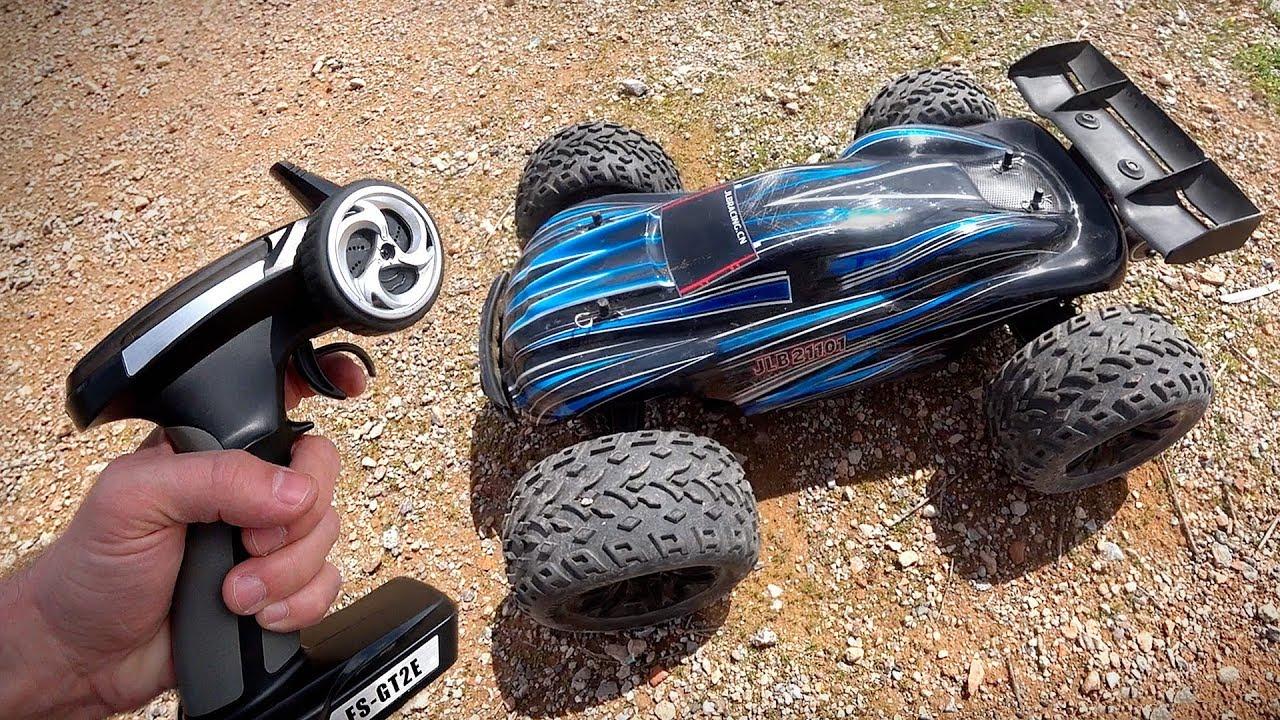 Carrinho De Controle Remoto Na Terra Rc Car Drifting Jlb Racing