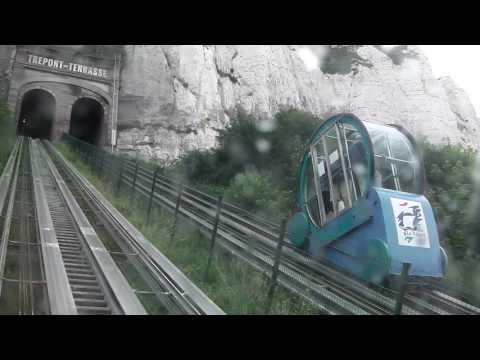 Funicular Railway, Le Treport, France