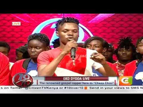 I met my [gorgeous] wife while in Sunday School - Eko Dydda #10Over10