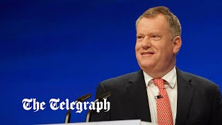 video: Northern Ireland Protocol is not working and has to change, Lord Frost warns