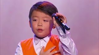Little Big Shots - Evan- Jeffrey Li(李成宇)