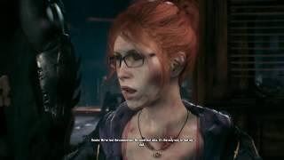Batman: Arkham  Knight - Saving Oracle