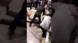UFC 229 Russians Vs. Irish after the Khabib McGregor Fight