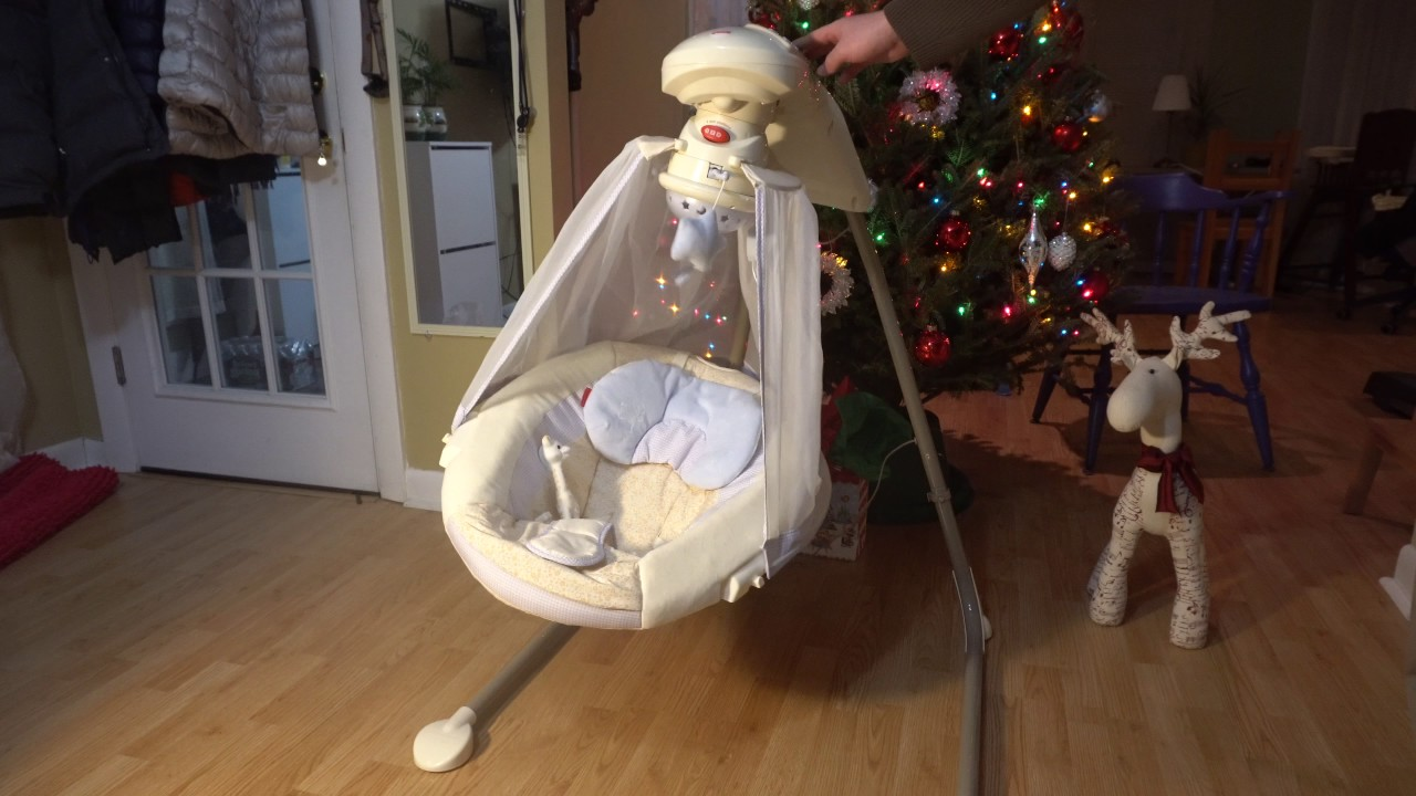 Fisher Price Starlight Papasan Cradle Swing Review Quick Overview