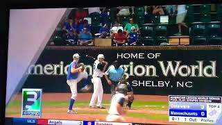 Andrew Donahue SportsCenter TOP 10 catch| ALWS 2018