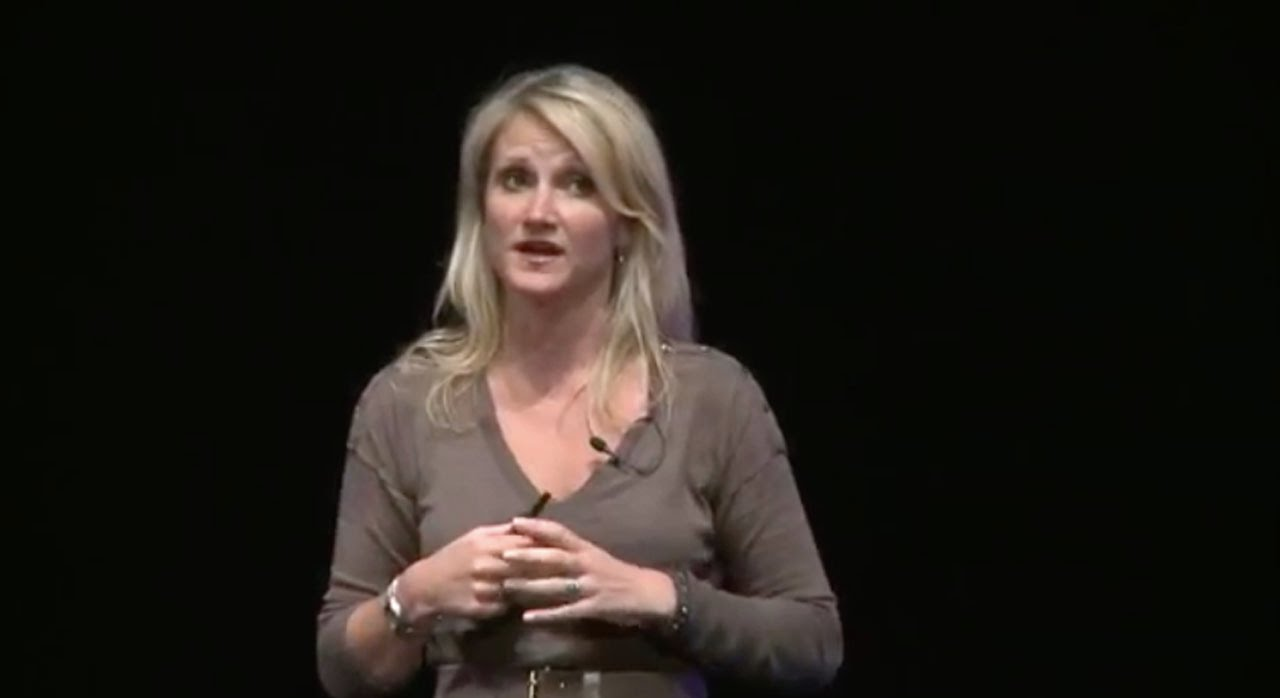 Mel Robbins: How to stop screwing yourself over | TED Talk