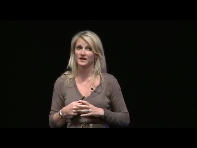 【TEDx】TEDxSF - Mel Robbins - F--- YOU - How To Stop Screwing Yourself Over