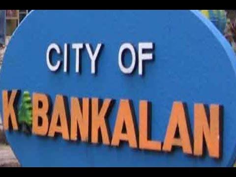 Public plaza of Kabankalan City, Negros Occidental (Negros Island Region)