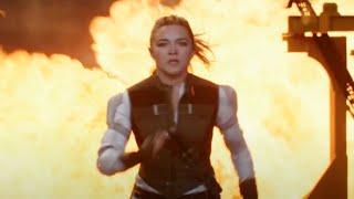 "Black Widow - Trailer ""Run"" (Re-cut)"