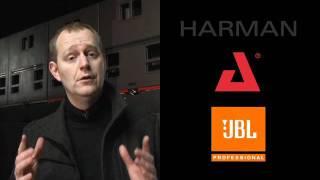 AED group CEO talks on new JBL VTX Series