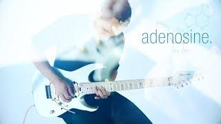 ANGEL VIVALDI // Adenosine [ GUITAR PLAYTHROUGH ]