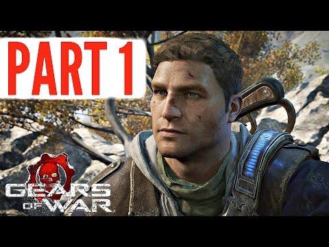 Gears Of War 4 Walkthrough Part 1 - INTRO! (Xbox One S Gameplay HD)
