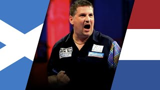 [1080p] Darts World Cup 2015: Scotland vs Netherlands | Semifinals | German