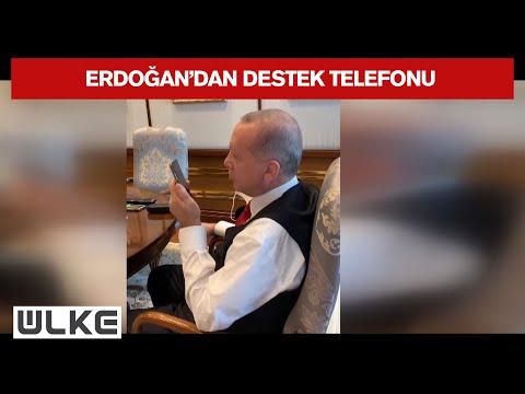 Recep Tayyip Erdoğan, Ayda'nın Babasıyla Görüştü