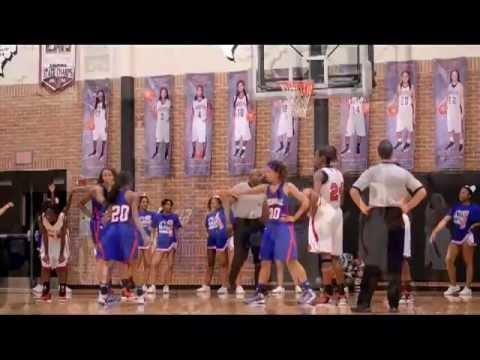 Girls Varsity Basketball Playoff vs Cedar Hill