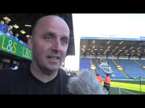 Paul Cook post-Newport County AFC