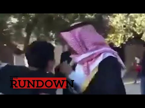 Saudi Blogger Attacked by Palestinians on Temple Mount