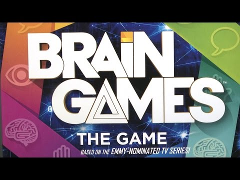 Brain Games The Game From Buffalo Games
