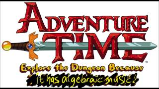 Adventure Time: Explore the Dungeon because I don't know! (Soundtrack) - Chase Sequence