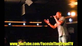 04 Omar Wilson (false start) - Faces In The Crowd 8/31/11