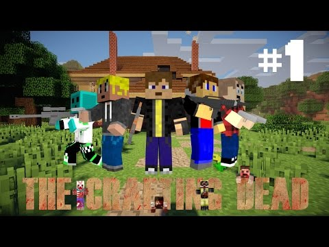 The Crafting Dead Roleplay #1-Waking Up