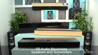 ION Sound Bar from Barska Audio