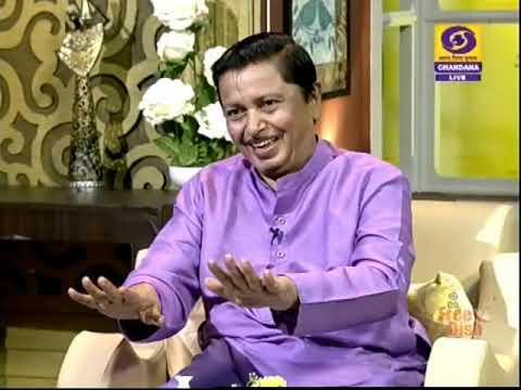 Comedian,Writer M S Narasimhamurthy in Shubhodaya Karnataka | 01-04-2019 | DD Chandana