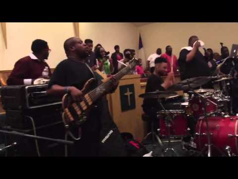 The Williams Singers  Soul Saver Band Going Ham