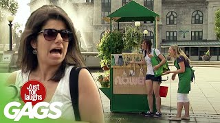 Best of Water Pranks Vol. 2 | Just For Laughs Compilation