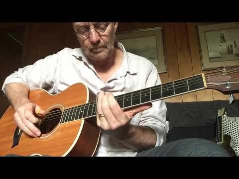 Open C Taylor Guitar