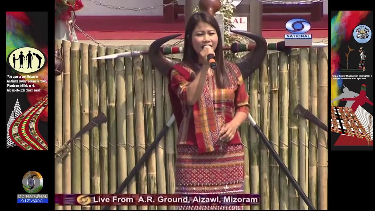 (Chapchar Kut 2017 Official Video) Lalenkawli Pautu