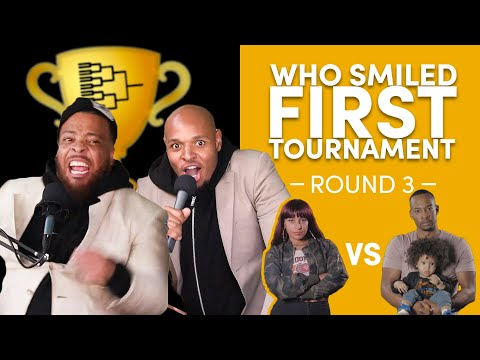Who Smiled First Tournament! Sabrina Sith Vs Keon Polee (Guest Host Tahir Moore)