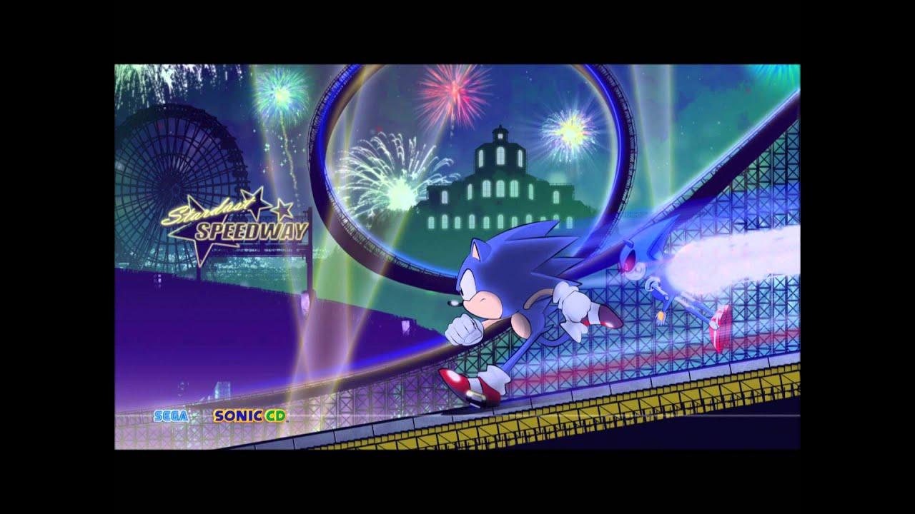 Fall Hedgehog Wallpaper Stardust Speedway Good Future Remake Youtube
