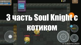 3 часть с котиком в Soul Knight