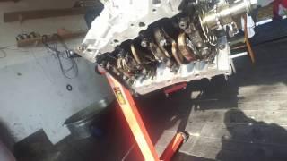 как масло toyotа 5W30 кончает двигатель Toyota Highlander